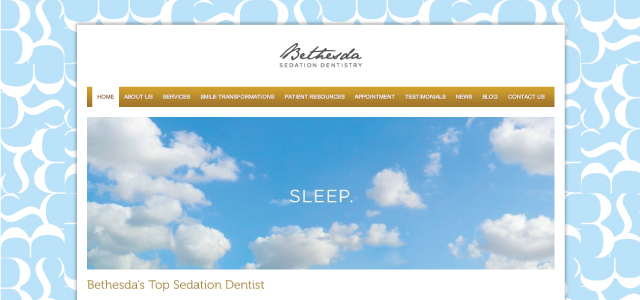 • Website development • Website design • Website management • Copywriting • Google analytics • SEO   View our sample work:       Bethesda Sedation Dentistry       Vidazorb Chewable Probiotic       Duke and the Doctor       Earthfruits       Napp Organics       Natreon / Capros       Brenda Watson       Medora Snacks       Diosvein