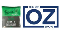 A snack chip with less of the bad stuff and more of the good. This Dr. Oz approved chia chip was showcased in a five-minute segment and included on the...