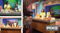 "What's better than one client on major NY/Metro area television segments? We say it's four. ADinfinitum's Registered Dietician Mary Hartley touted the benefits of ""better for you foods"" on TV..."